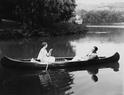 休闲皮划艇