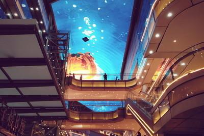 摄于郑州东站附近。