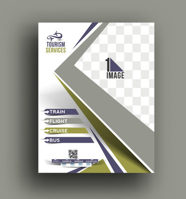 Vector Travel  flyer,& poster template