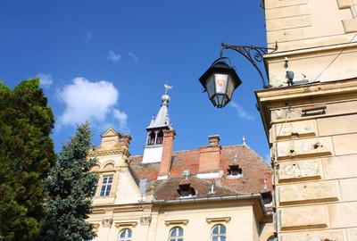 市政厅在剌,罗马尼亚