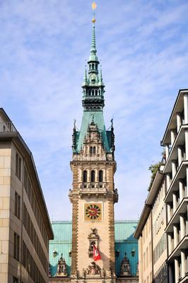 Hamburgs 市政厅