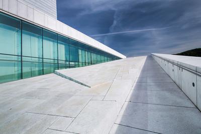 奥斯陆歌剧院的建筑风格