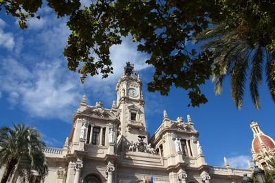 瓦伦西亚市政厅