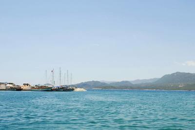 娱乐,旅游船在地中海