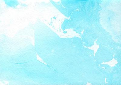 蓝色纹理和大理石背景