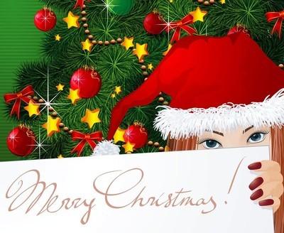 圣诞节模板
