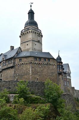 城堡在德国法尔