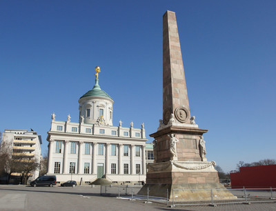 老市政厅,波茨坦,德国