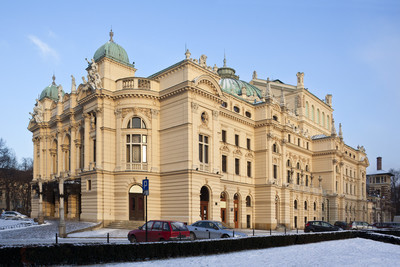 波兰的克拉科夫-斯沃瓦茨基剧院-