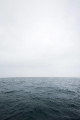 风景优美的海上观
