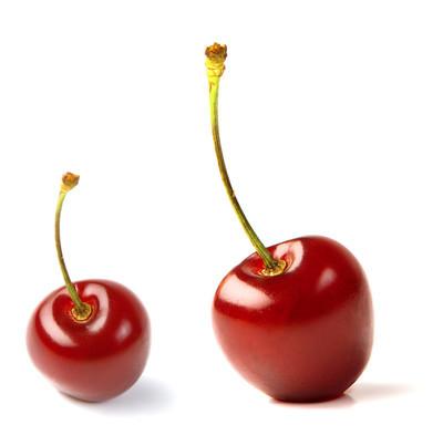 两个红樱桃
