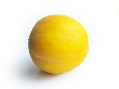 成熟和多汁的瓜