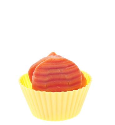 胡萝卜蛋糕不节食