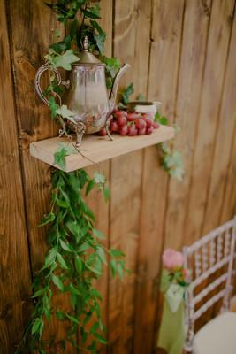餐厅面积为婚宴装饰