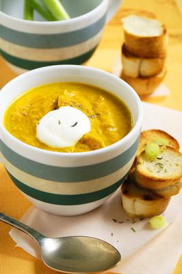 碗胡萝卜汤
