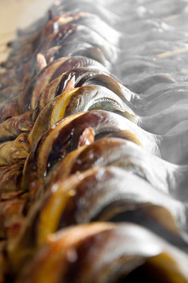 食品烹饪鱼