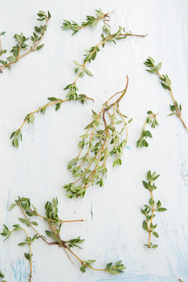 新鲜的绿色豌豆