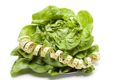 维度磁带新鲜生菜