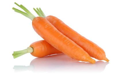 胡萝卜胡萝卜新鲜蔬菜蔬菜分离