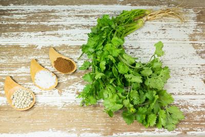 欧芹绿色蔬菜
