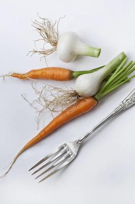 胡萝卜和洋葱
