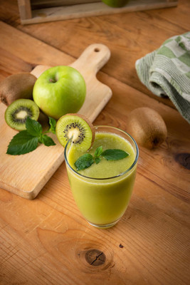 鲜猕猴桃果汁