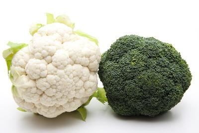 花椰菜和青花菜