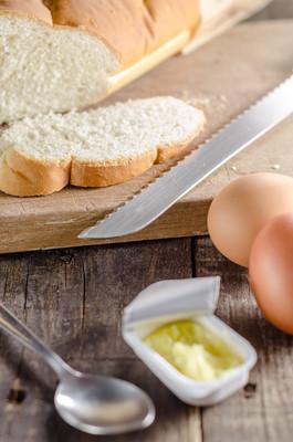 面包和黄油