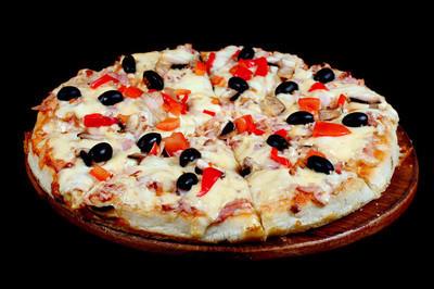 食品、 披萨、 菜单