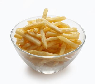 马铃薯炸薯条