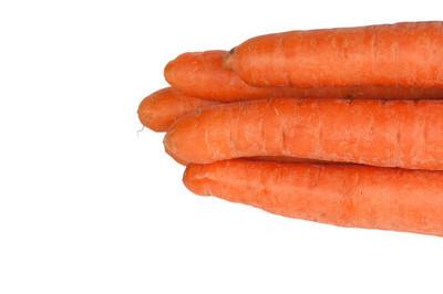 甜和新鲜胡萝卜