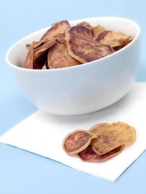 甜甜马铃薯薯片