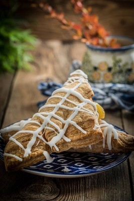 法式糕点布丁
