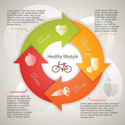 Healthy-lifestyle-background-page-flyer-ad