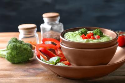 美味花椰菜汤
