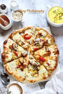披萨饼 pizza