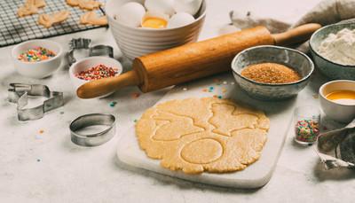 复活节饼干的研制