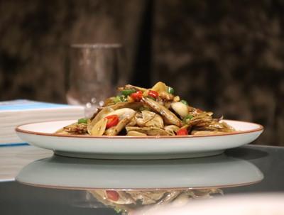 中餐美食与美酒