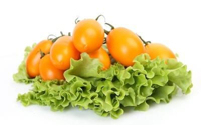 新鲜的蔬菜和生菜