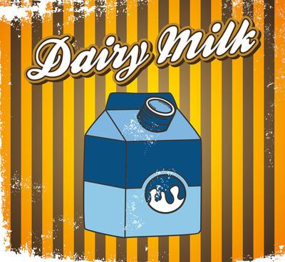 牛奶乳制品