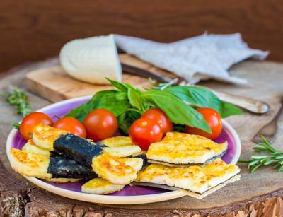 素食奶酪开胃菜