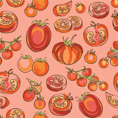 Variety of tomatoes   wallpaper