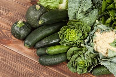 绿色蔬菜的分类