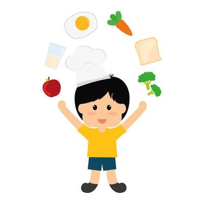 孩子营养设计