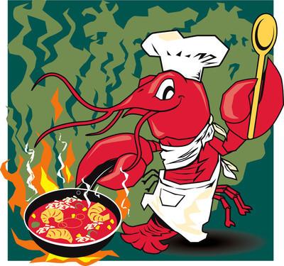 小龙虾厨师