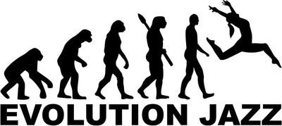 演化爵士舞
