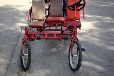 自行车-轮式车辆