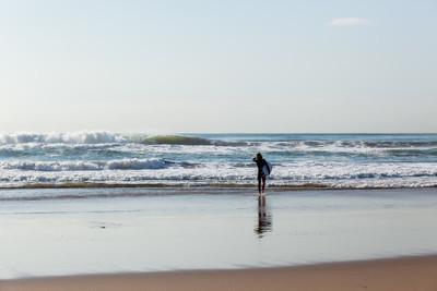 冲浪海滩海洋