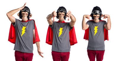 超级英雄猴人做不好的信号
