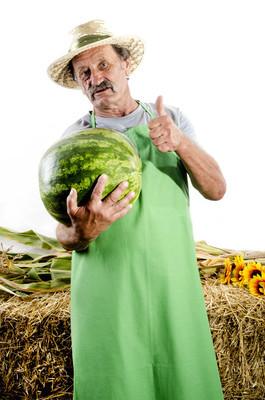 水瓜的有机农夫
